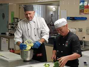 Chefs cook up four businesses in one