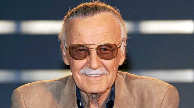 SUPERHUMAN EFFORT: Stan Lee will appear at the Supanova Pop Culture Expo in Brisbane in November.