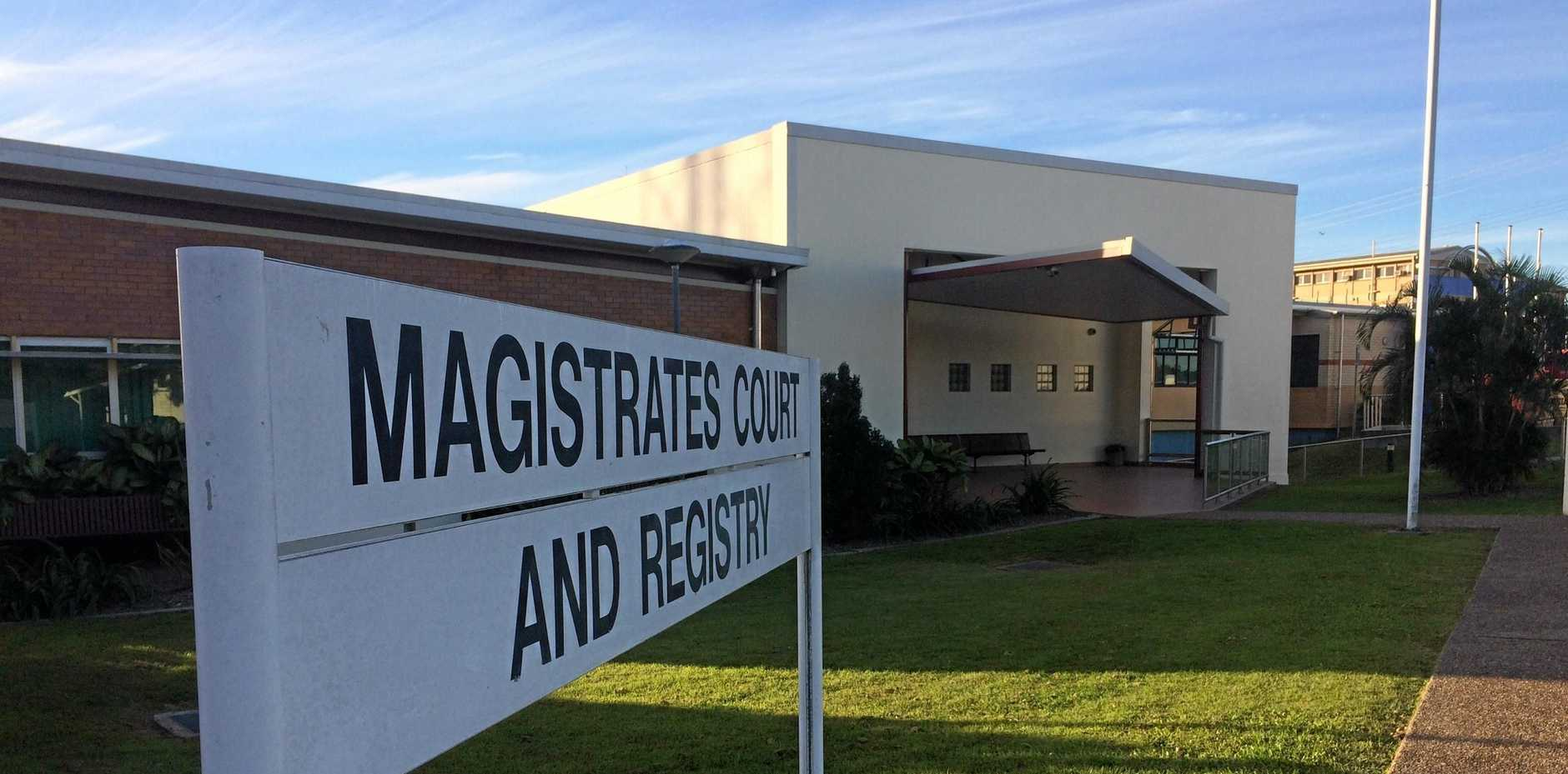 Gympie Magistrates Court: crime and punishment