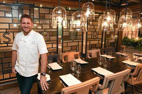 SHARE FOOD: Curtis Stone in SHARE on the Sun Princess.