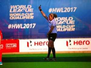 Toowoomba talent scores double Games' honour