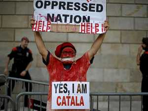 Spain gives Catalonia 'no choice'
