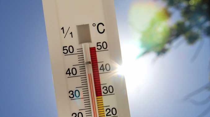 It will be sizzling hot this weekend around Moranbah and the coalfields.