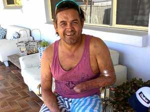 Major support needed for sepsis survivor fundraiser