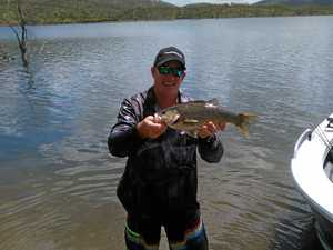 FISHING REPORT: Last chance for saltwater barra