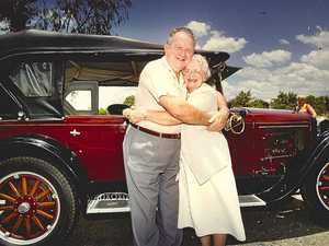 60th Anniversary bliss for couple