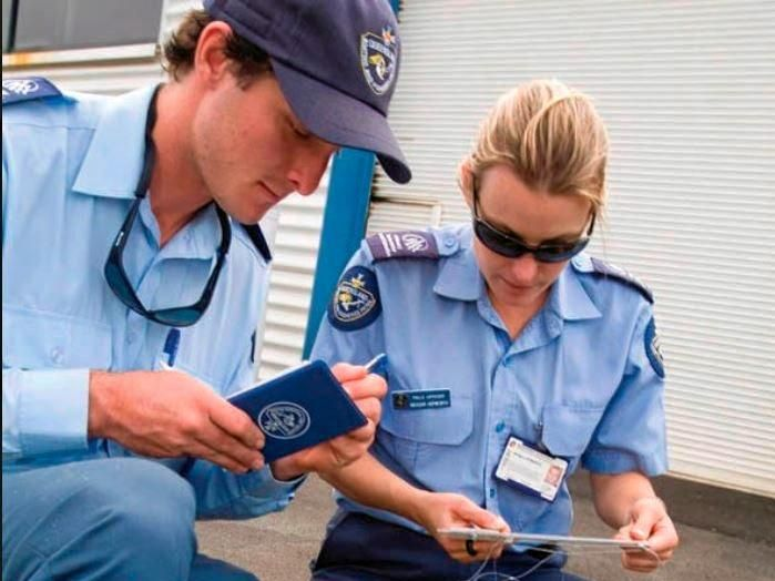 FOR THE RECORD: All Queensland fisheries patrol officers will be required to wear cameras, due to be rolled out statewide by February.