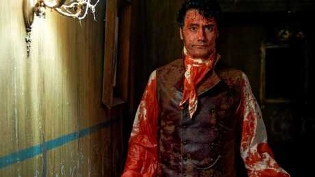 As vampire Viago in What We Do in the Shadows.