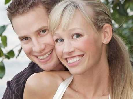 Keith and Sherri Papini in an undated photograph before her alleged abduction in November 2016. Picture: Facebook