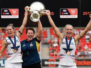 No extension in 2018 for AFLW season