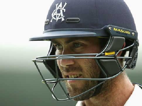 Glenn Maxwell can press his Ashes claims with the Bushrangers. Picture: Getty Images