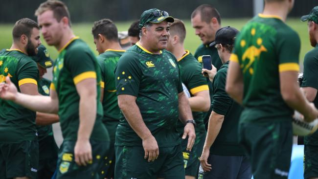 Meninga has been a massive success since taking over as Roos coach.
