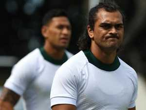 Hunt relegates Folau to wing for Barbarians clash