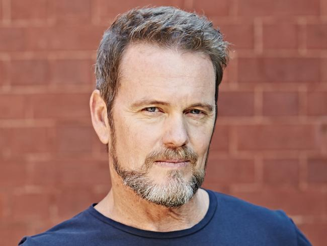 Craig McLachlan stars in The Doctor Blake Mysteries on the ABC. Picture: ABC