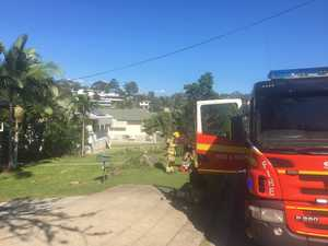 'SO SCARY': Strangers leave Gladstone Mum shocked after fire
