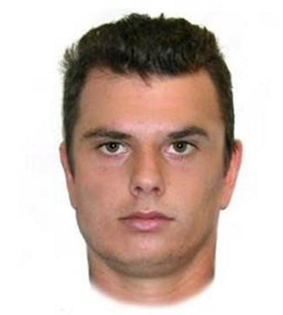 Police are looking for this man.