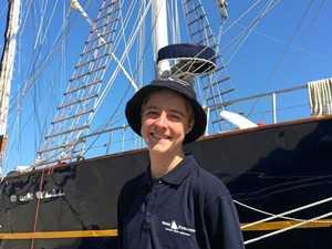 MY STORY: A taste of life on the high seas