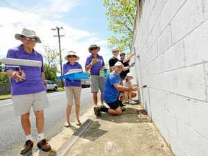 Be a local Coffs Coast hero in the fight against graffiti