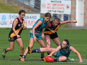 Come and try days as AFL expands female numbers
