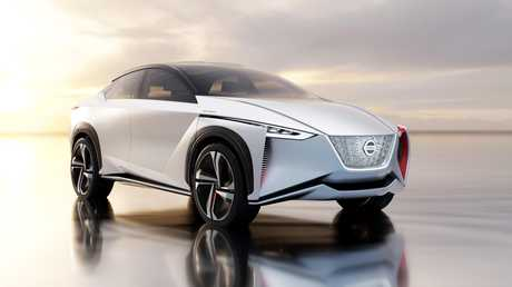 Nissan iMx.