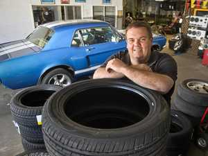 Tyre man's Christmas appeal for foster kids