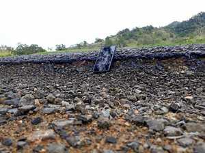 Mackay region road from hell finally gets fix