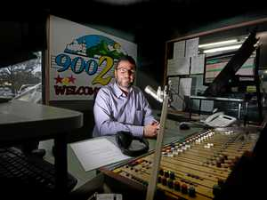 Radio host hangs up the headphones after 33 years