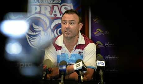 Capras coach Kim Williams announced four new signings yesterday.