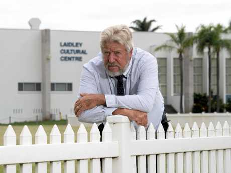 Lockyer MP Ian Rickuss.