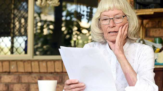 SCAM VICTIM: Leona Cayzer was robbed of $9800 after she was targeted by a scammer.