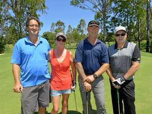 Golf fun day for Hospice