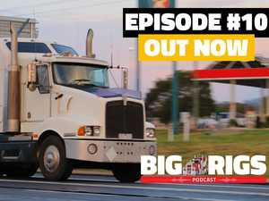 Big Rigs Podcast: Episode 10