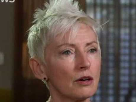 Dr Lodwick was left frustrated by Aussie police. Source: ABC/7.30.