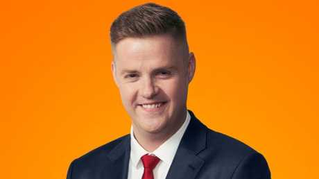 Tom Ballard's Tonightly will break down the daily news and pop culture. Picture: ABC