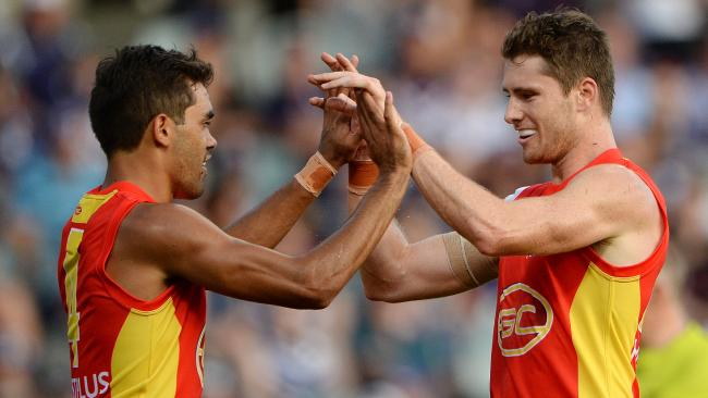 The Gold Coast Suns will host Freo ... in Perth. Picture: Daniel Wilkins