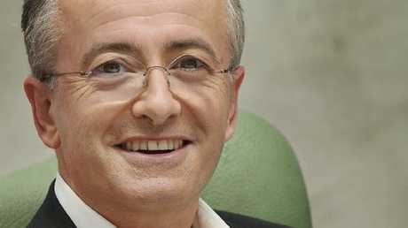 Return ... Interview with Andrew Denton host Andrew Denton. Picture Supplied: Seven/Stewart Spence.