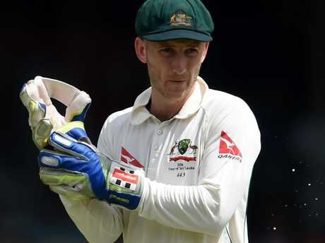Peter Nevill was unlucky to be dropped by Australia and is a chance for an Ashes return.
