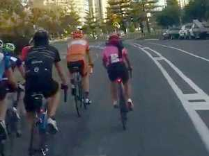 Lycra or lump it, police defend cyclists' rights
