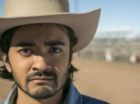 Neel Kolhatkar stars in Virgin Bush. Picture: ABC
