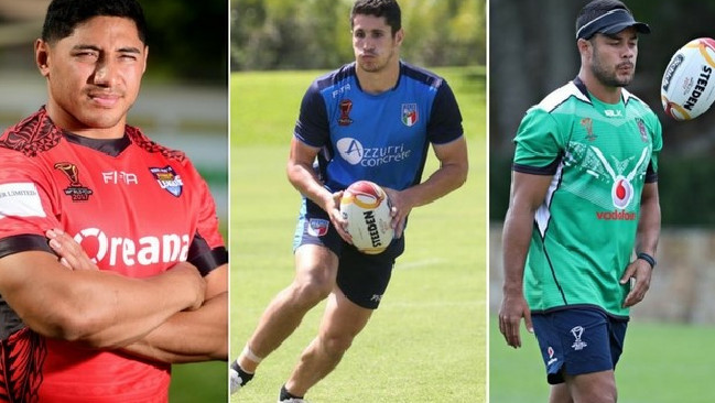 Rugby League World Cup preview