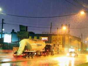 Storms, heavy rains batter Sydney overnight