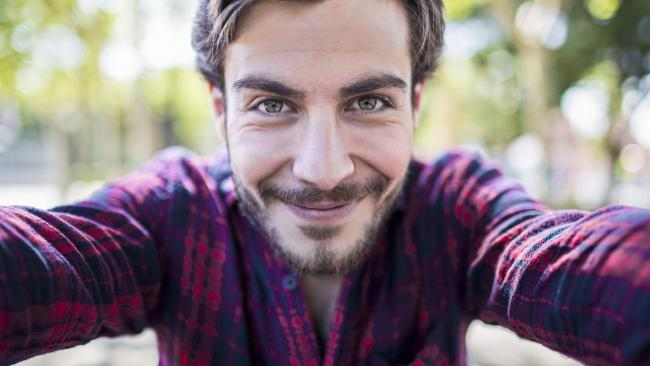 You are probably using your phone's front camera all wrong. Picture: iStock