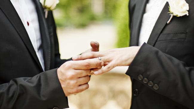Same-sex couples won't be the only ones celebrating the right to marry, the report predicted. Picture: iStock