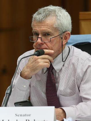 Gone: Malcolm Roberts. Picture: Kym Smith