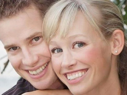 Keith and Sherri Papini. Picture: Supplied
