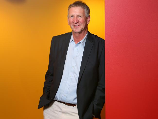 Wagners chairman Denis Wagner.
