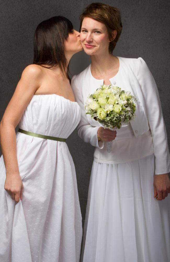 Nearly 1000 Australian same-sex couples have been married in New Zealand since 2013. Picture: iStock