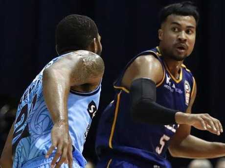 Stephen Holt is doing the job required of him at the Bullets, says coach Andrej Lemanis.