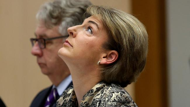 Michaelia Cash must go, readers have declared, as anger mounts over the AFP raid leak scandal. Picture: Kym Smith