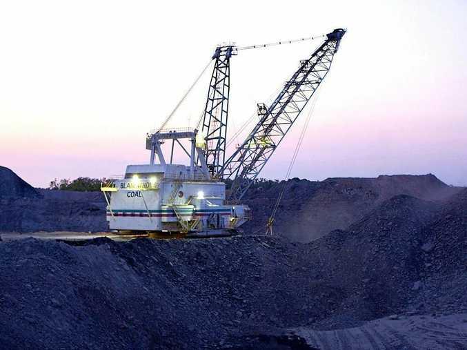 Blair Athol coal mine.Photo Contributed